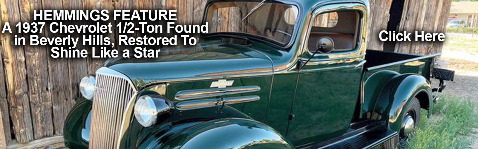 Street Trucks Link to Article