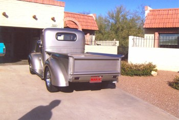 1946 Chevy Short Stepside