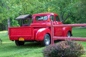 1954 Chevy Short Step