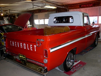 1964 Chevy Short Fleetside Custom