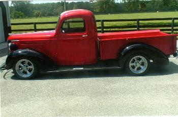 1940 Chevy Short Stepside