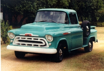 1957 Chevy Stepside