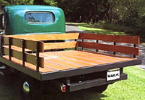 1942 Chevy Flat Bed