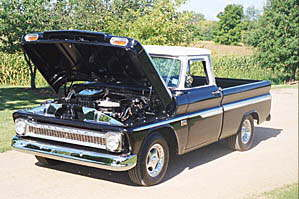 1966 Chevy Short Wide