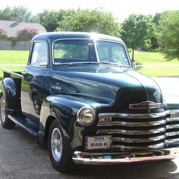 1948 Chevy Short Step