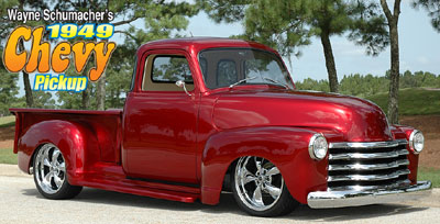 1949 Chevy Short Step
