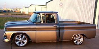 1962 Chevy Short Fleetside