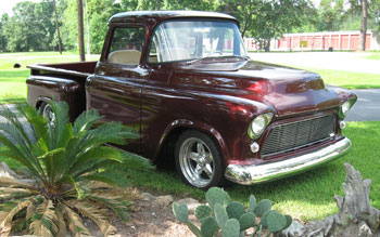 1955 Chevy Short Stepside