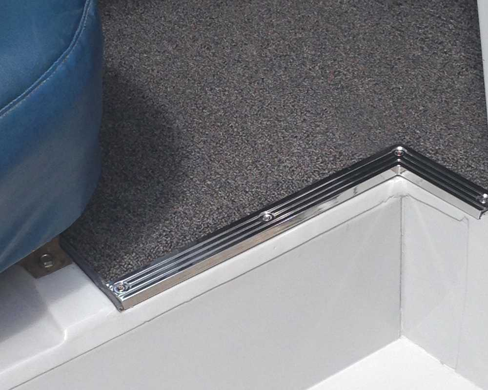 GM 1955-9 Carpet Sill Plate