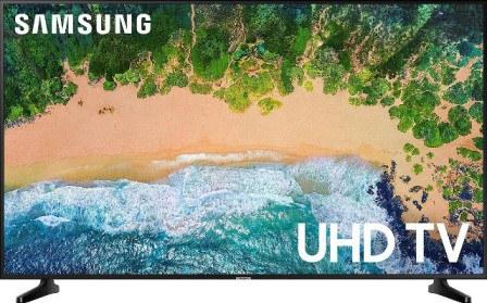 "SAMSUNG 55"" Class 4K (2160p) Ultra HD Smart LED television"