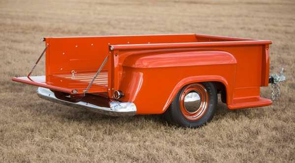 Classic Truck Trailer